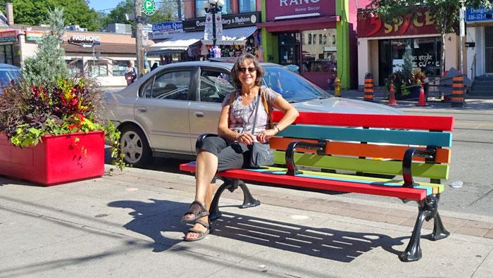 benches-planter